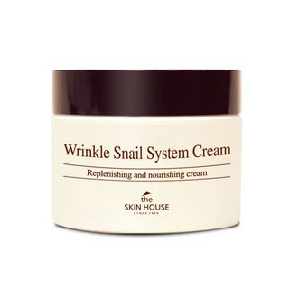 the SKIN HOUSE - Wrinkle Snail System Cream
