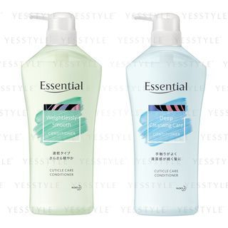 Kao - Essential Purify Care Conditioner 700ml - 2 Types