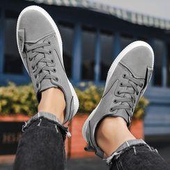 JACIN - 帆布休閒鞋