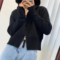 Haystar - Hooded Zip Cardigan