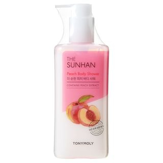 TONYMOLY - The Sunhan Body Shower #Peach