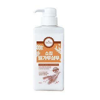 Label Young - Shocking Wheat Flour Shampoo