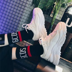 Hipsole - Chunky Platform Sneakers