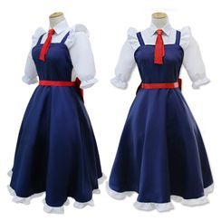 Glomp - Miss Kobayashi's Dragon Maid - Toru Cosplay Costume