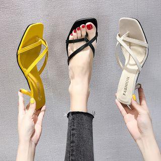 Musva - High Heel Sandals