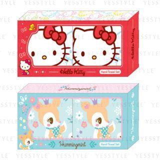 Sanrio - Hand Towel Set 2 pcs - 9 Types