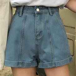 Dute - Denim Shorts