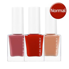 NATURE REPUBLIC - Esmalte de uñas Color & Nature Nail Color 2018 (Normal) (33 colores)