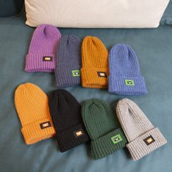 Cappello - Applique Knit Beanie