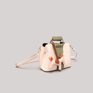 Flitero - Contrast Color Crossbody Bag