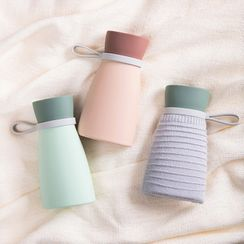 Evebe - Silicone Hot Water Bottle