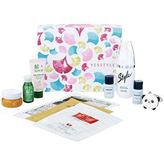YesStyle Beauty Box - Korean Skincare Essentials
