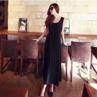 Oscuro - Strappy Maxi Sun Dress