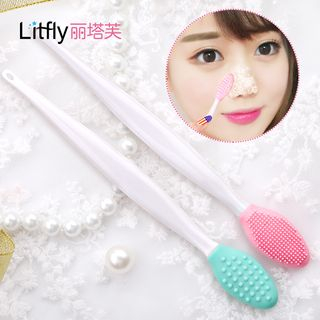 Litfly - Blackhead Removing Silicone Brush