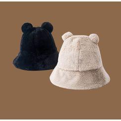 Hat Society - 抓毛漁夫帽