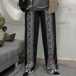 Banash - Printed Sweatpants