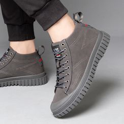 Kayne H - High-Top Sneakers