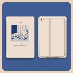 Roccia - Cartoon iPad Case