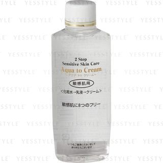 KAMINOMOTO - 2 Step Sensitive Skin Care Aqua To Cream