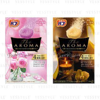 Kao - Bub The Aroma Bath Tablet 12 pcs - 2 Types
