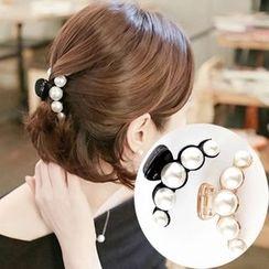 Jemai - Faux Pearl Hair Claw