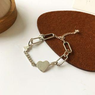 Yambo - Heart Chain Bracelet