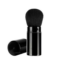 Louree - Metal Retractable Blush Brush