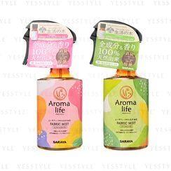 SARAYA - Aroma Life Fabric Mist 285ml - 2 Types