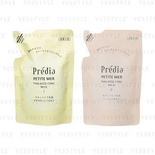 Kose - Predia Petite Mer Thalasso Conc Milk Refill 90ml - 2 Types