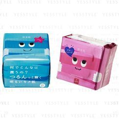 Kracie - Hadabisei All-In-One Face Mask 31 pcs - 2 Types