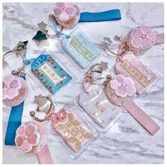LYZA - Japanese Amulet Keyring