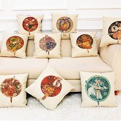 Heart Arts - Printed Cushion Cover