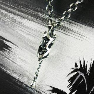 Sterlingworth - Gemstone Sterling Silver Chain Necklace