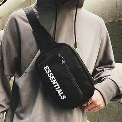 SUNMAN - Letter Belt Bag