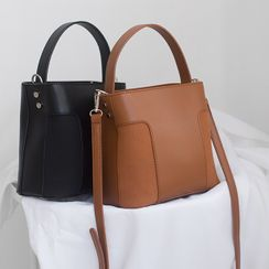 Seede - Faux Leather Crossbody Bag