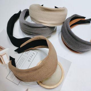 Sesori - Plain Fabric Headband