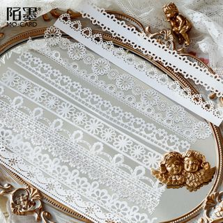 DUGA - Lace Diary Background Decoration Paper