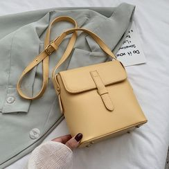 FINO - Faux Leather Crossbody Bag