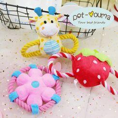 Puppis - Chenille Pet Toy