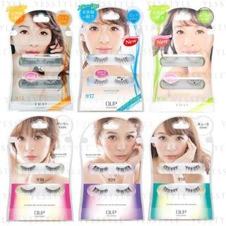 D-up - Secret Line Air Eyelashes 2 pairs - 10 Types