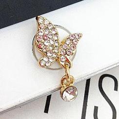 Fit-to-Kill - Cute Little Butterfly iPhone Sticker