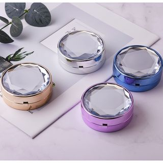 KAZZED - Embellished Contact Lens Case