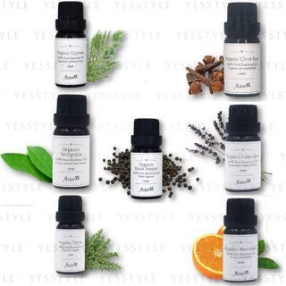 Aster Aroma - Organic Essential Oil 10ml - 7 Types