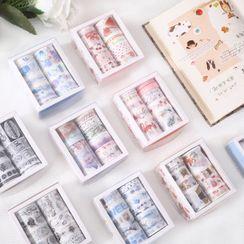 Fun House - Set: Printed Masking Tape