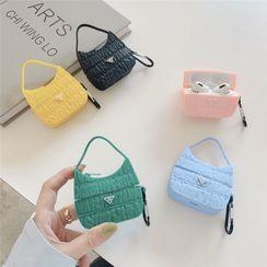 Edgin(エッジン) - Small Handbag AirPods Earphone Case Skin