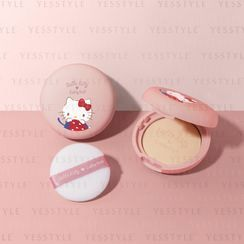 Cathy Doll - Hello Kitty Oil Control Blur Pact 6.5g