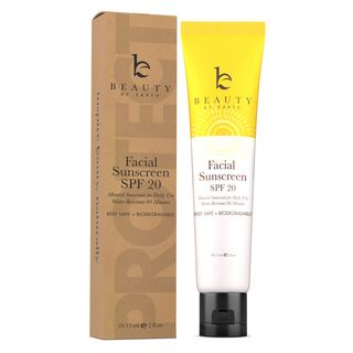 Beauty by Earth - Mineral Facial Sunscreen SPF 20