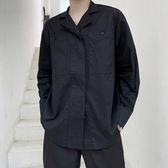 Citigleam - Plain Shirt