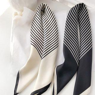 FEY TIY - 印花圍巾髮圈(多款設計)