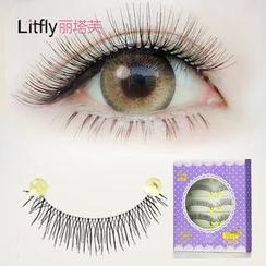 Litfly - つけまつげ#218(5組)